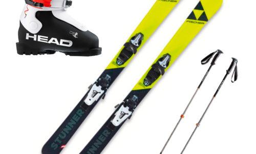 Ski Junior Completo